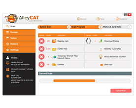 Click to view AlleyCAT Junk Remover screenshots